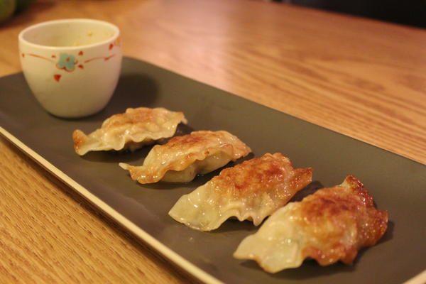 Potstickers Fried