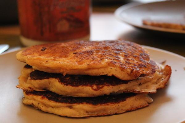 Pancakes, plain