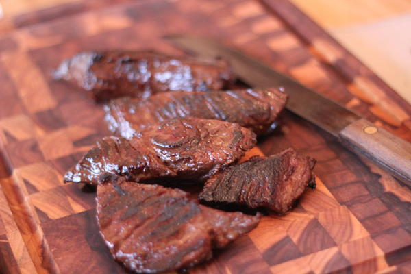 Spicy Tamarind Hanger Steak