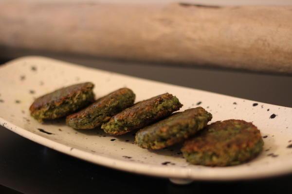 Falafel Fritters