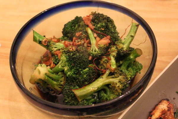 Soy Chile Broccoli