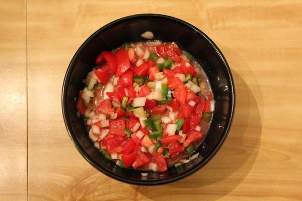 Timatim Salad