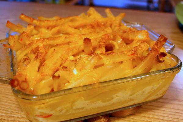 Trini Macaroni Pie