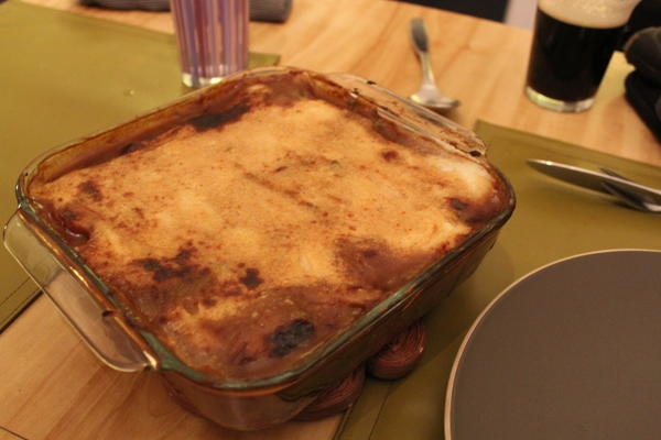 Guinness Cottage Pie/Stew