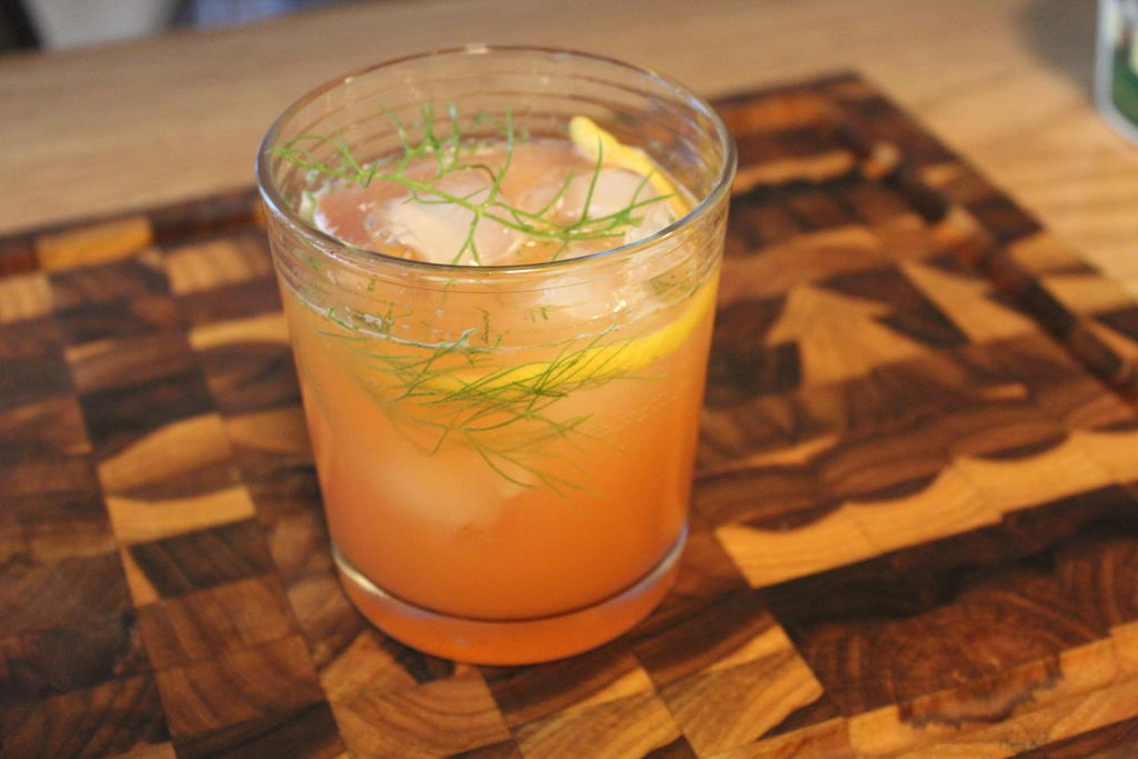 Fennel Campari